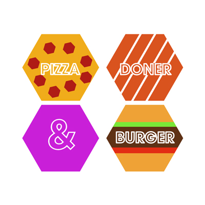 PIZZA DONER & BURGER